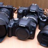 現在所有中のレンズ交換式デジタルカメラ一覧