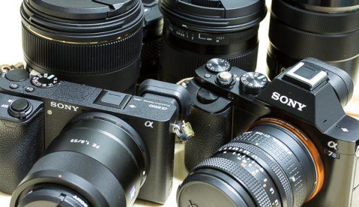 SEL35F18?30mm F1.4 DC DN?α6500の常用レンズで悩み中