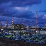 α7RIIIの高感度撮影時のノイズや描写を工場夜景撮影でチェックしてみた