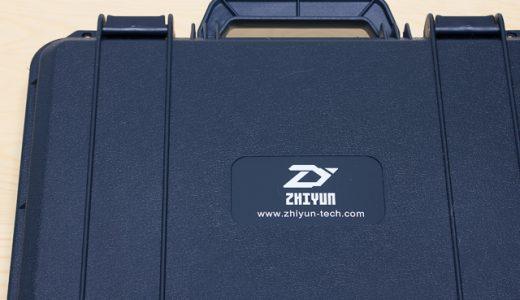 ジンバルど素人の「Zhiyun Crane V2」簡易レビュー