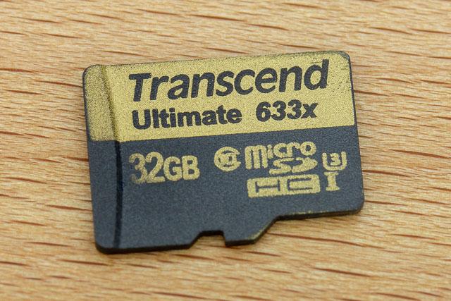 私がMavic Airで使用しているmicroSDカード