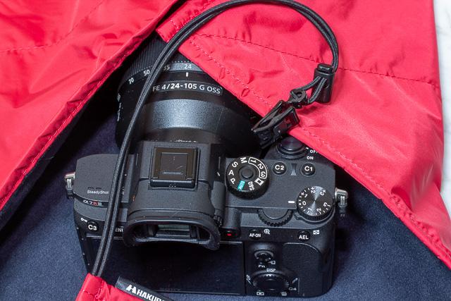 ハクバ カメララップ M