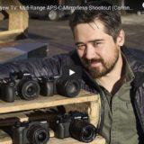 どのAPS-Cカメラを買うべきか?「EOS M6 Mark II vs α6400 vs Z50 vs X-T30」4機種徹底比較!