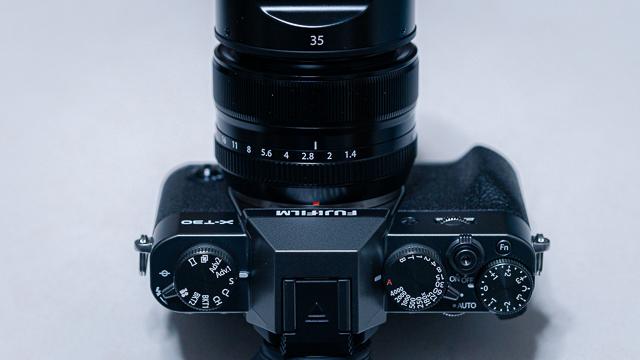 X-T30 × XF35mmF1.4 R