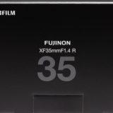 改悪!XF35mmF1.4 Rの化粧箱やパッケージが簡易な仕様に