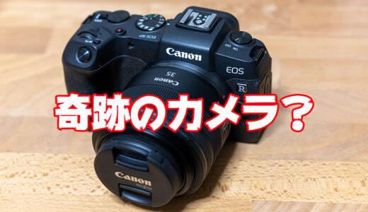 奇跡のカメラ?EOS RPを実際使ってみた素人の本音レビュー
